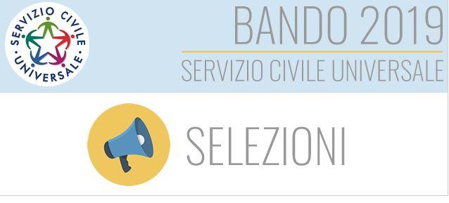 Protezione Civile Bellizzi -- Servizio civile 2019 colloqui