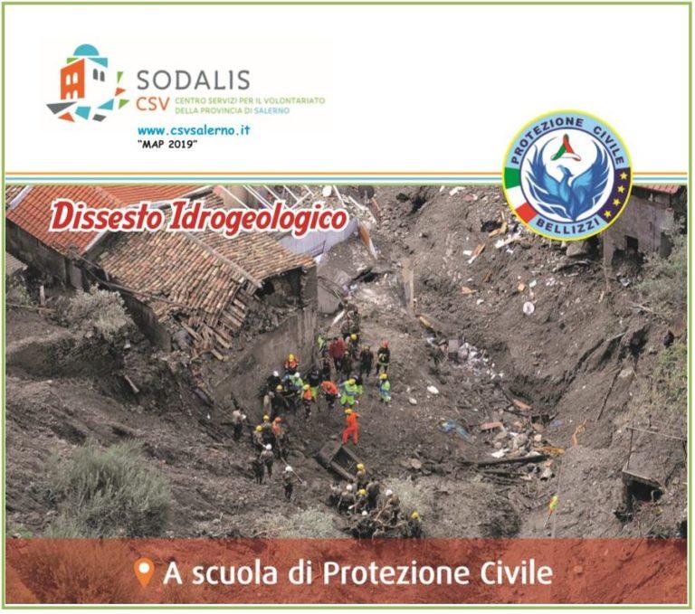 Protezione Civile Bellizzi -- corso Dissesto Idrogeologico