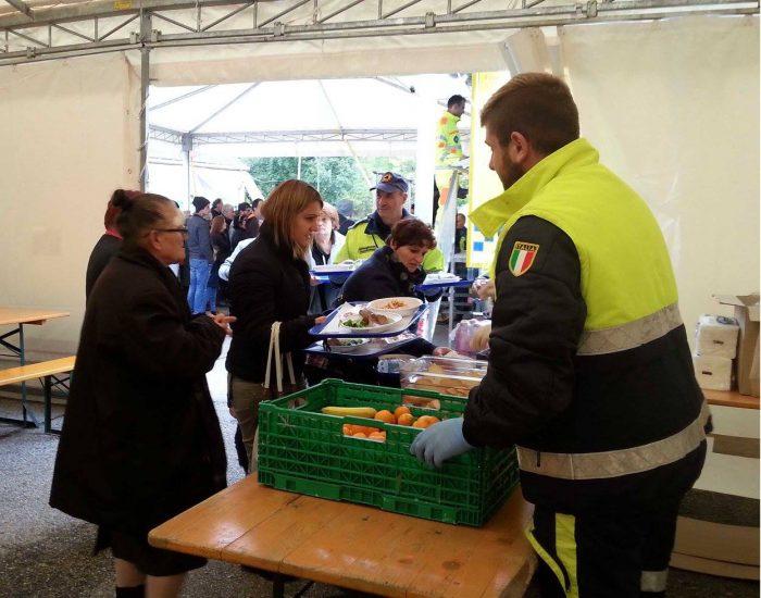 Protezione Civile Bellizzi - Terremoto Centro Italia